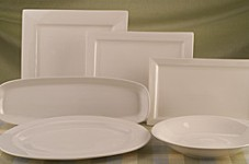 Serving Bowls and Plates